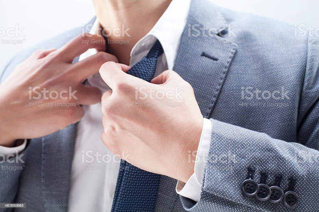 Businessman Stress stock photo