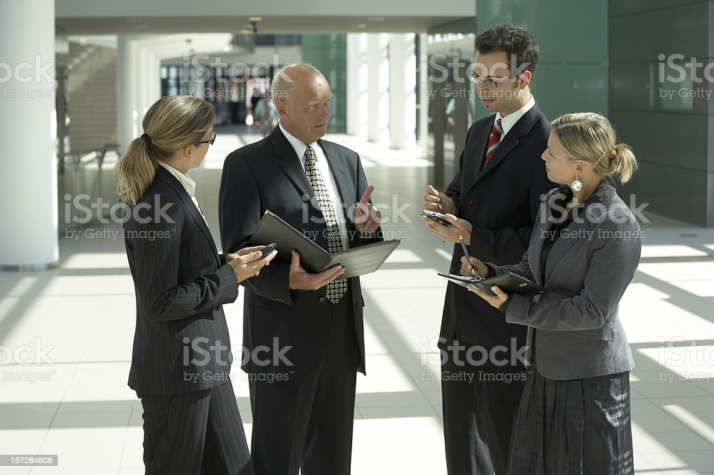 businessmeeting royalty-free stock photo