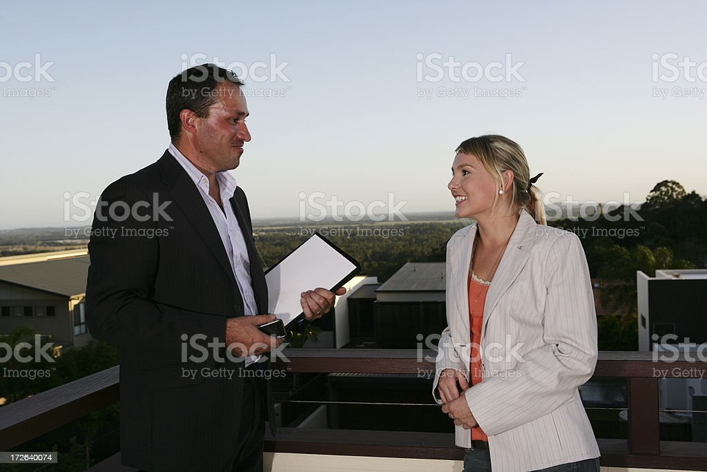 business,office Meeting royalty-free stock photo
