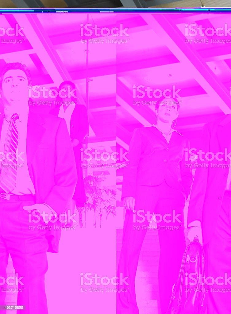 Businesspeople stock photo