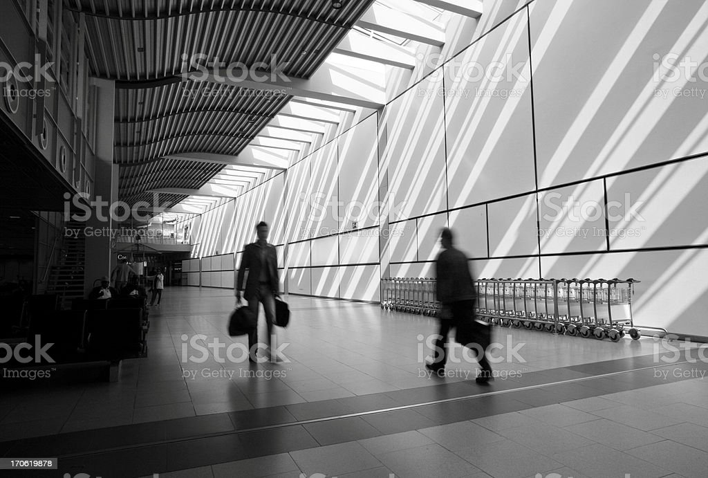 businesstravel, airport stock photo