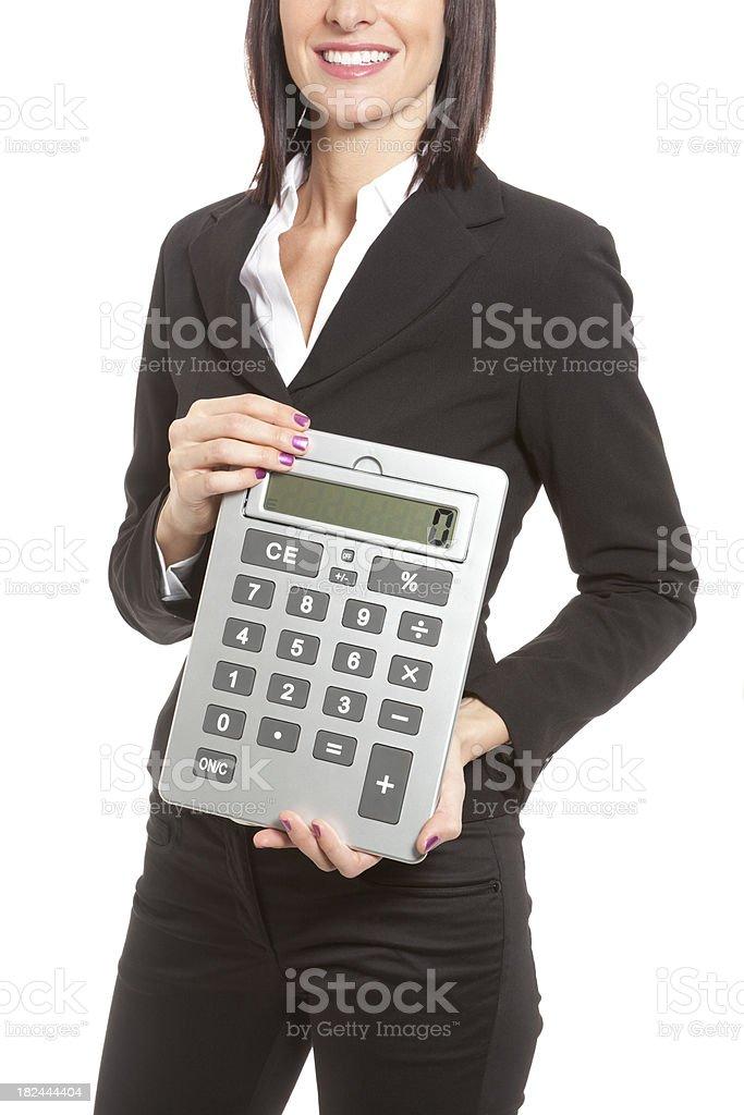 Businesswoman Series stock photo