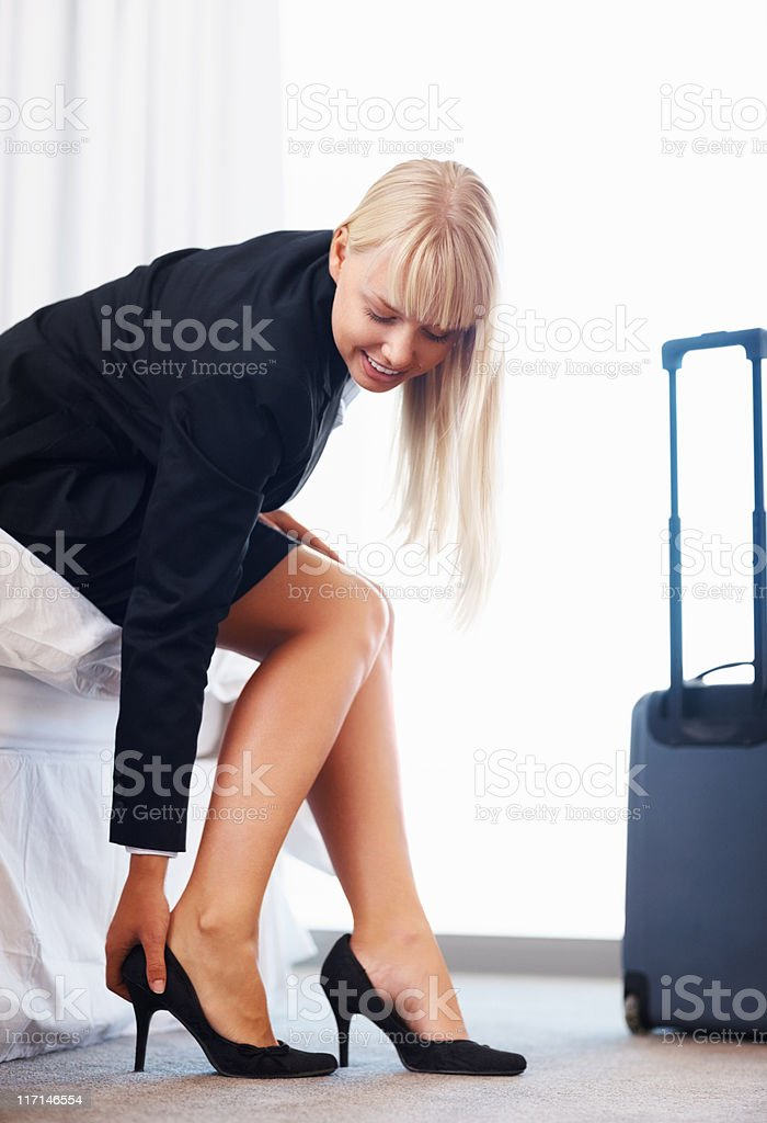 removing shoes pictures, images and stock photos - istock