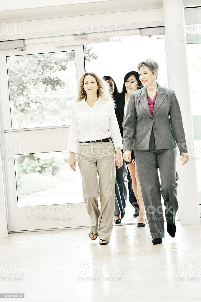 Businesswomen. royalty-free stock photo