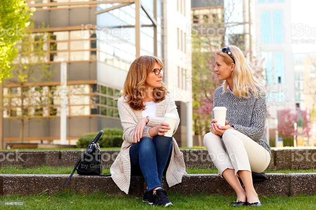 Businesswomen portrait stock photo