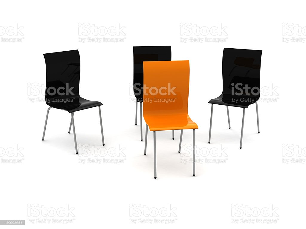 Bussines meeting royalty-free stock photo