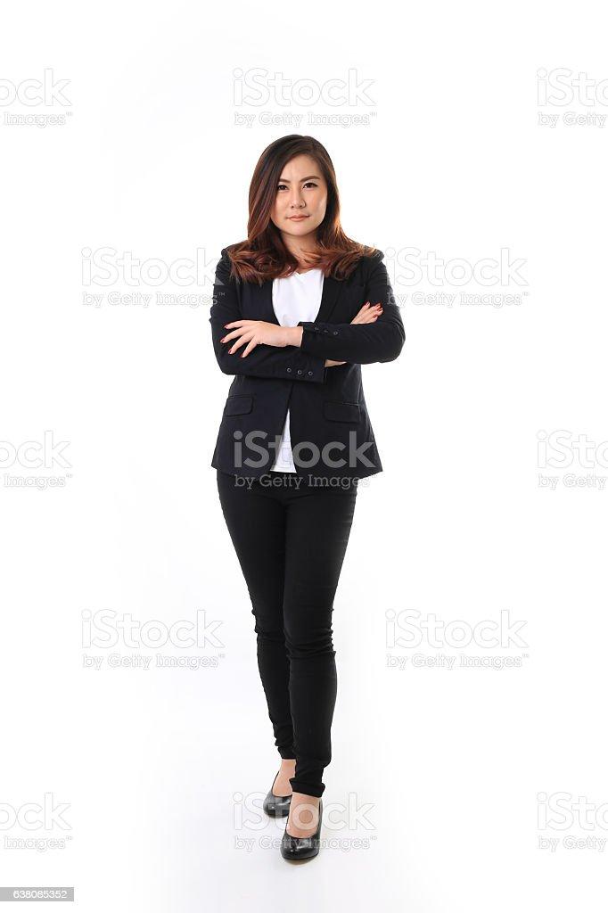 Bussinesswoman stock photo