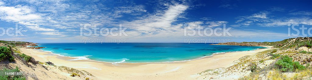 Butlers Beach stock photo