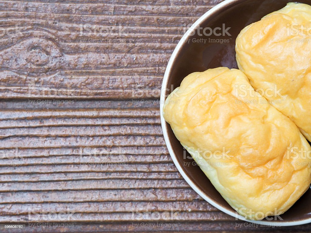 butter bread stock photo