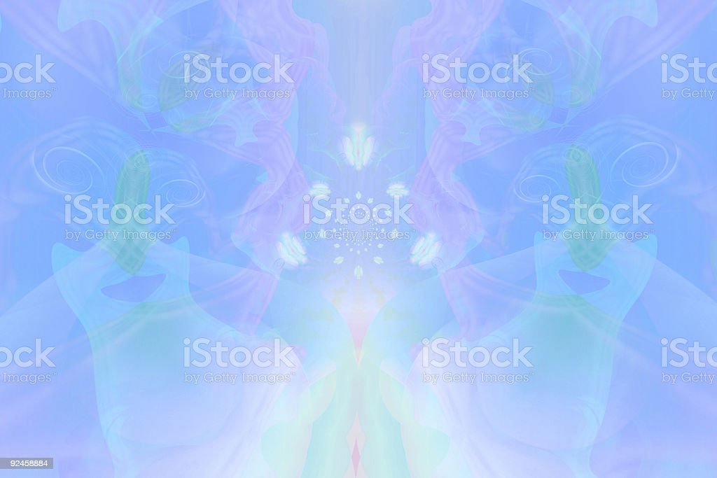 Butterfly Fantasy royalty-free stock photo
