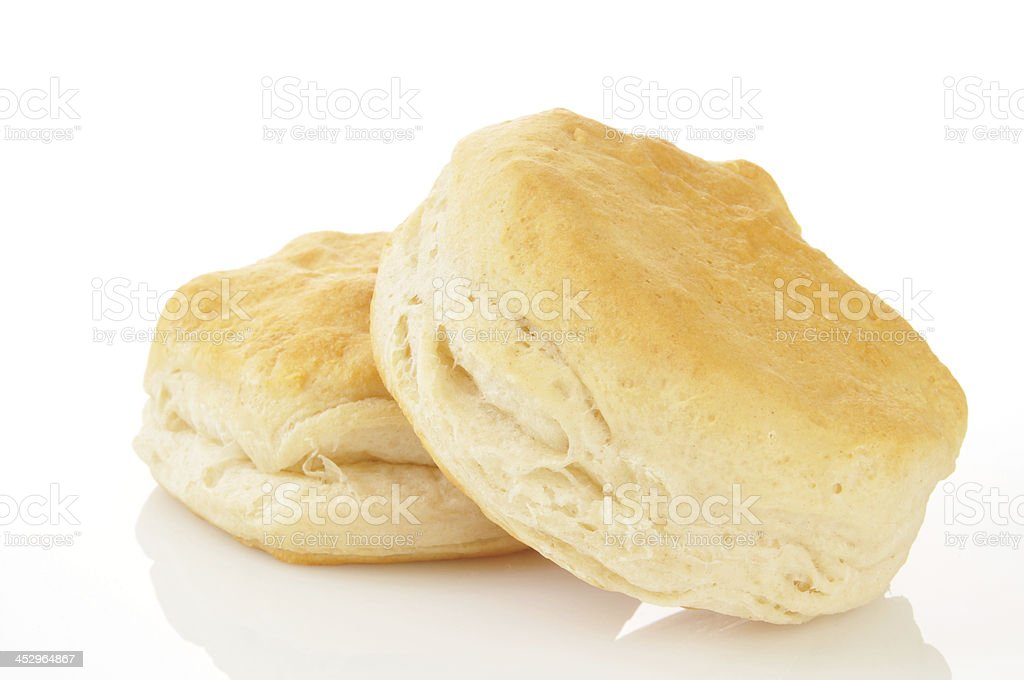 Butterilk biscuits stock photo