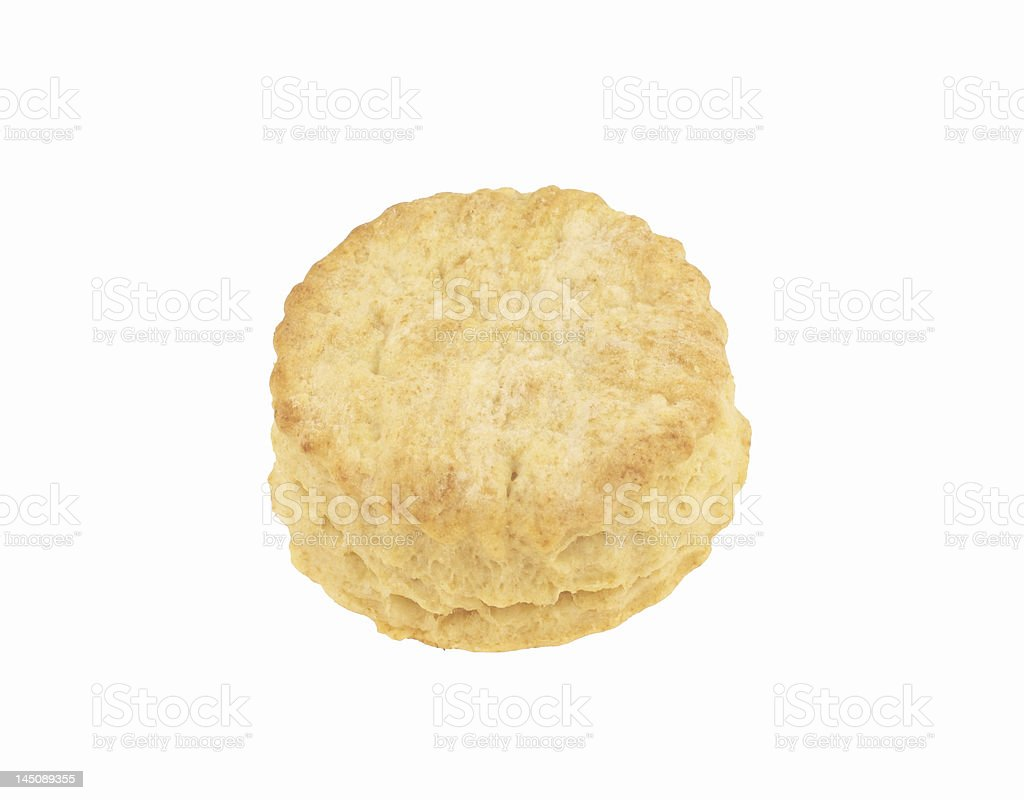 Buttermilk Biscuit royalty-free stock photo