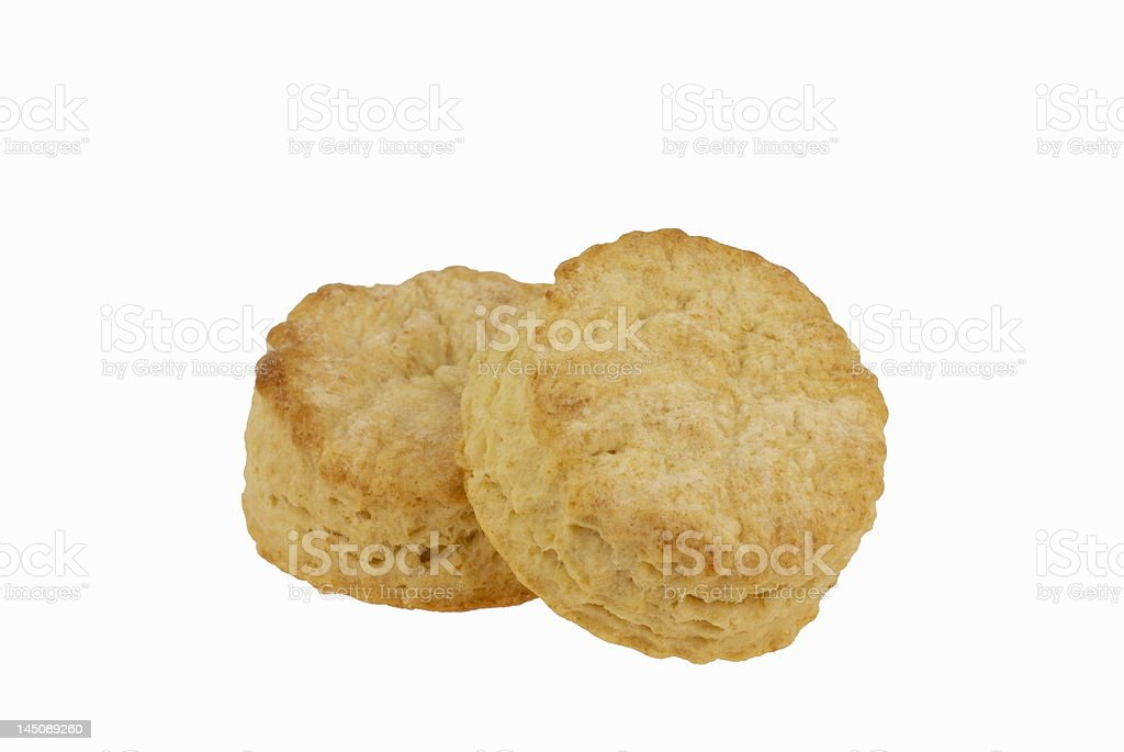 Buttermilk Biscuits royalty-free stock photo