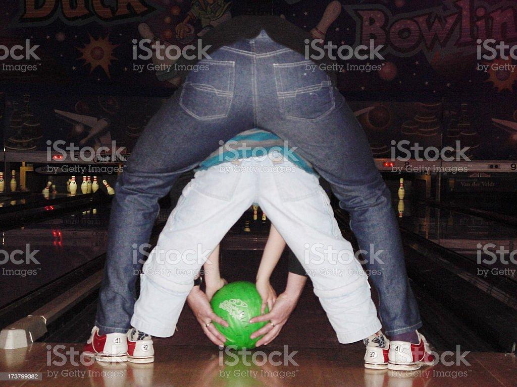 buttocks stock photo