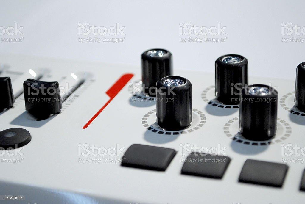 button keyboard stock photo