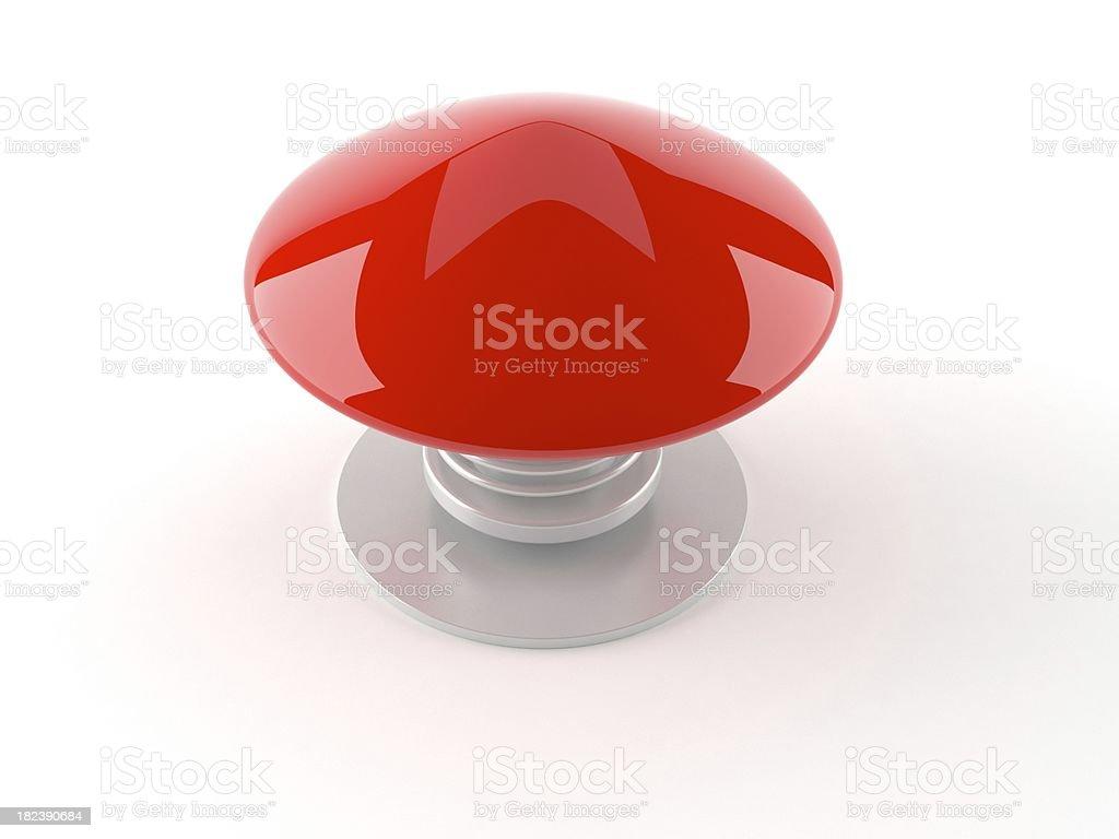 Button royalty-free stock photo