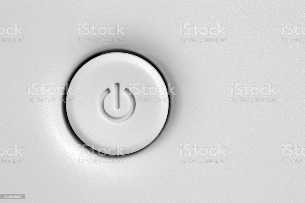 Button stock photo