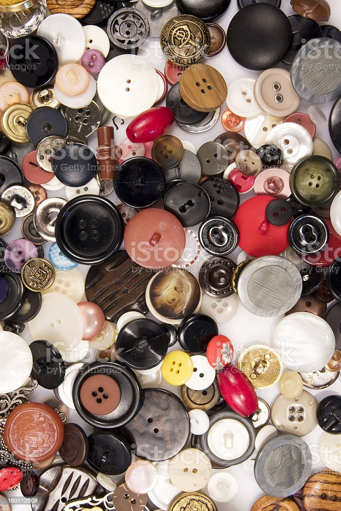 Buttons Background royalty-free stock photo
