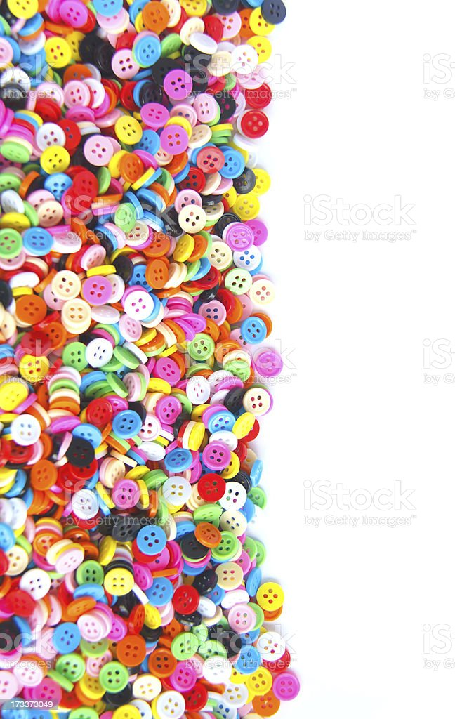 buttons, Clasper royalty-free stock photo