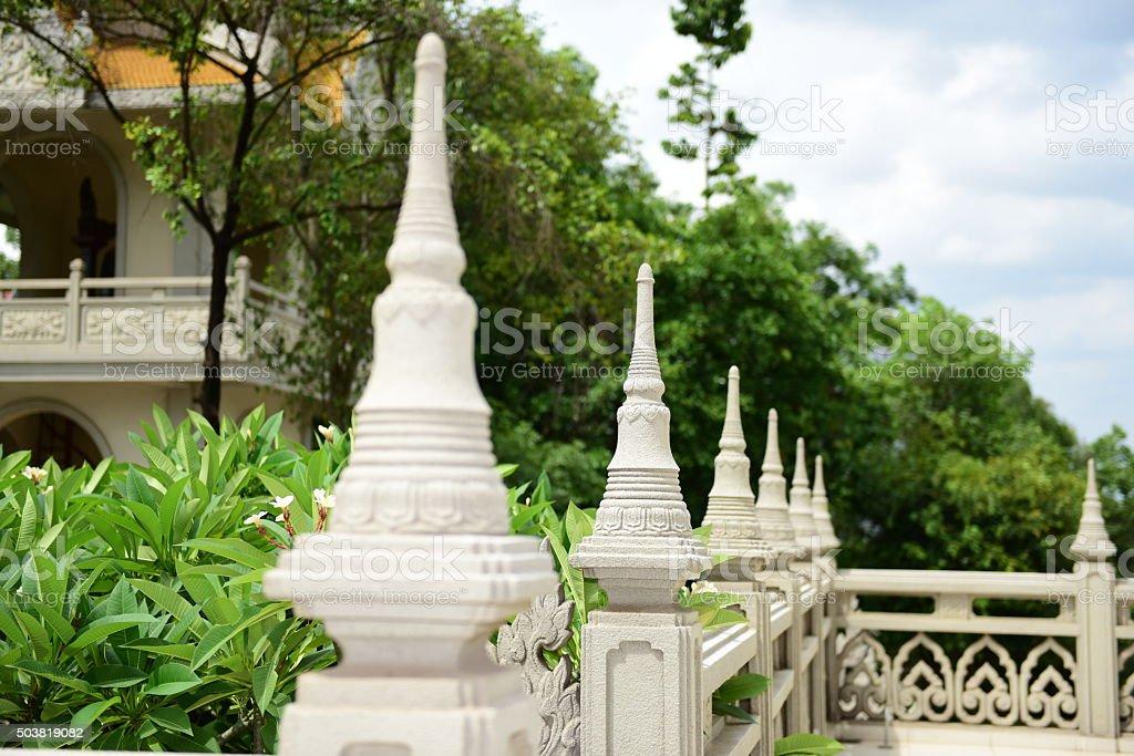 부 롱 탑-베트남 royalty-free 스톡 사진