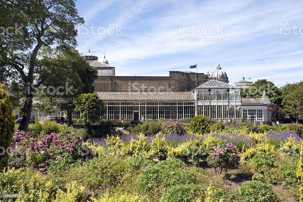 Buxton Gardens royalty-free stock photo