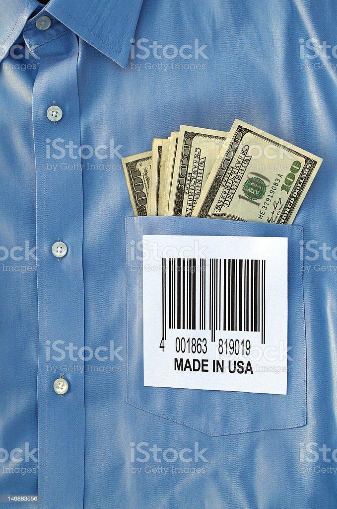 Buy American royalty-free stock photo