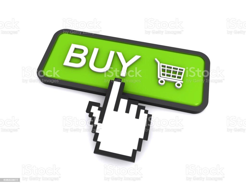 buy button stock photo