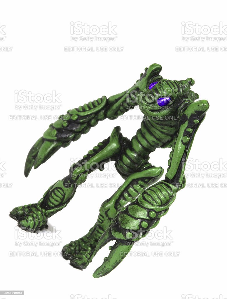 Buy Eyed Monster royalty-free stock photo