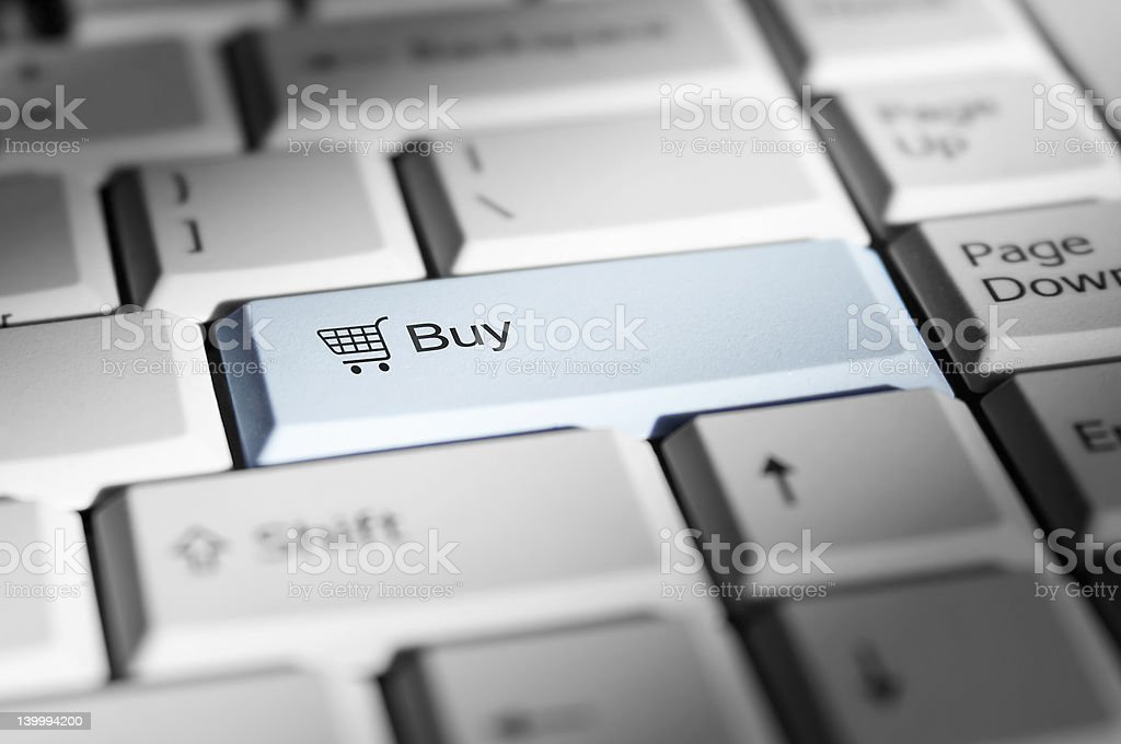 Buy key stock photo