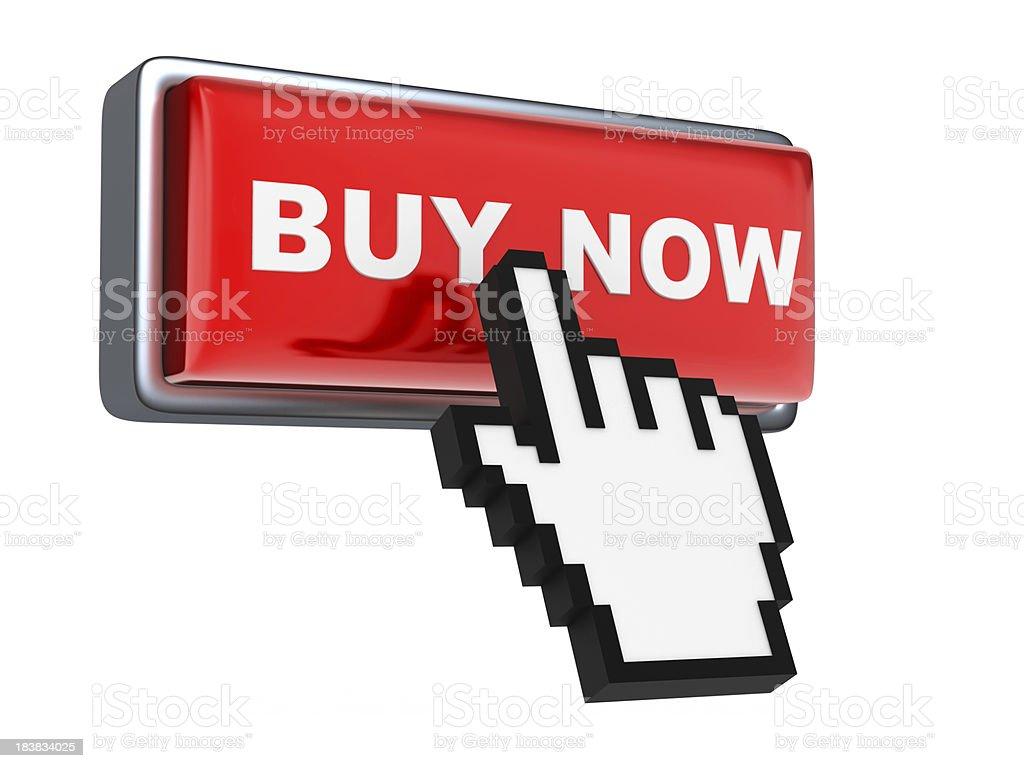 Buy Now royalty-free stock photo