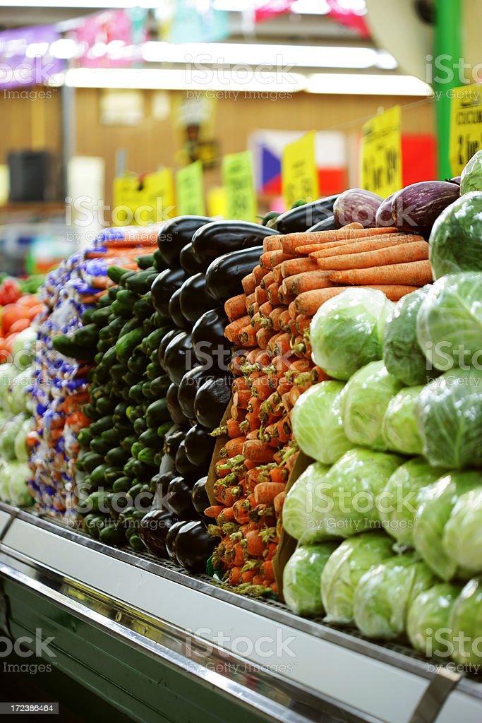 Buy Veggies royalty-free stock photo