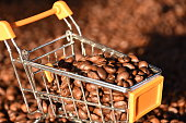 Buying roasted coffee beans