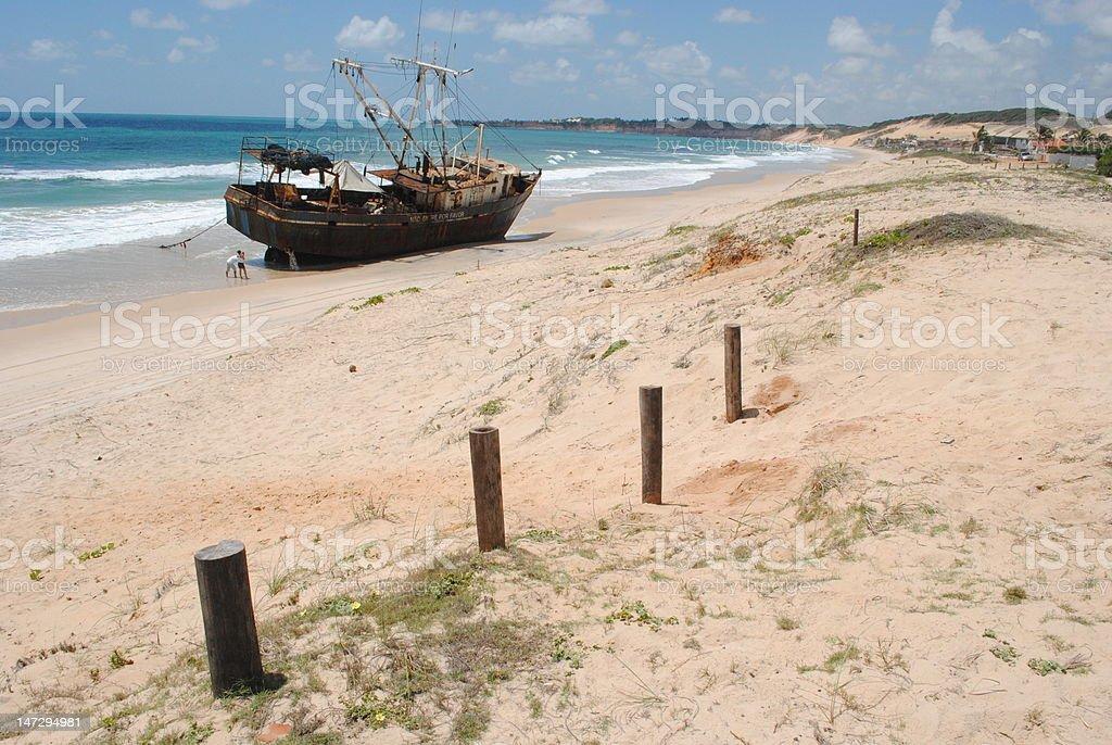 Buzios beach stock photo