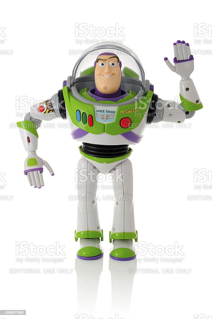 Buzz Lightyear stock photo