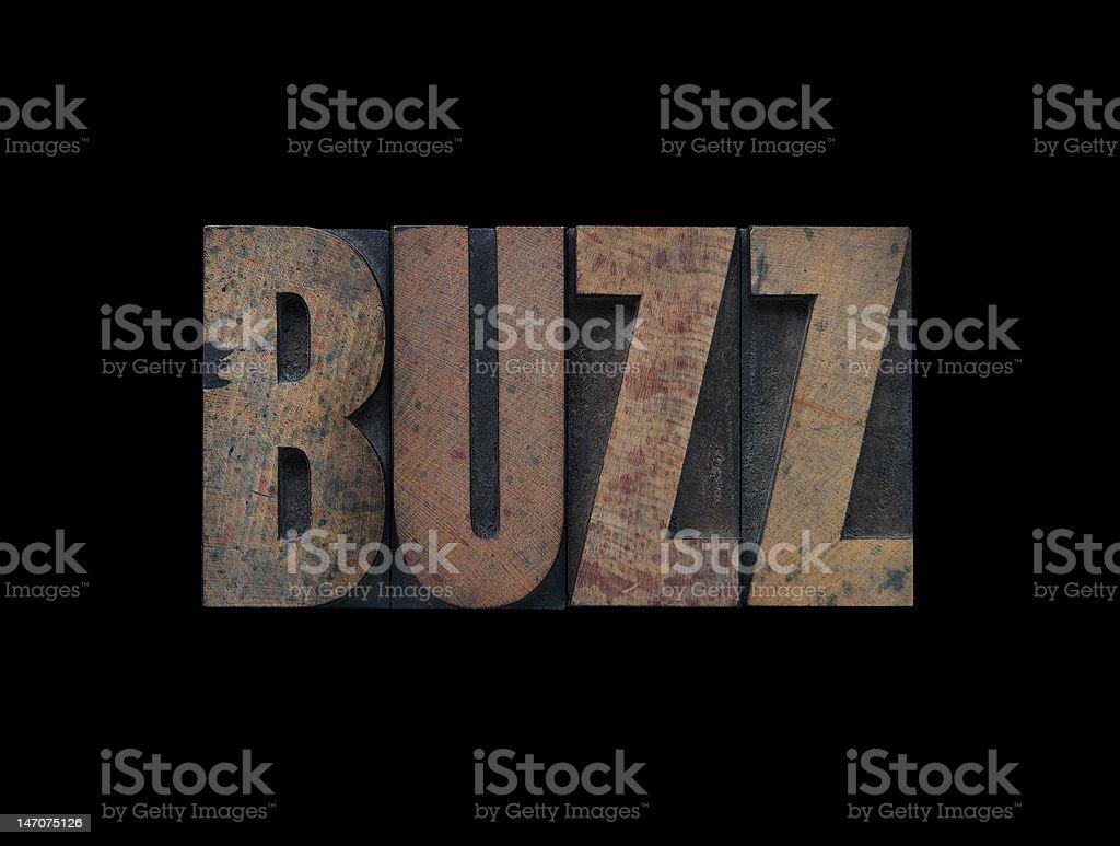 buzz stock photo