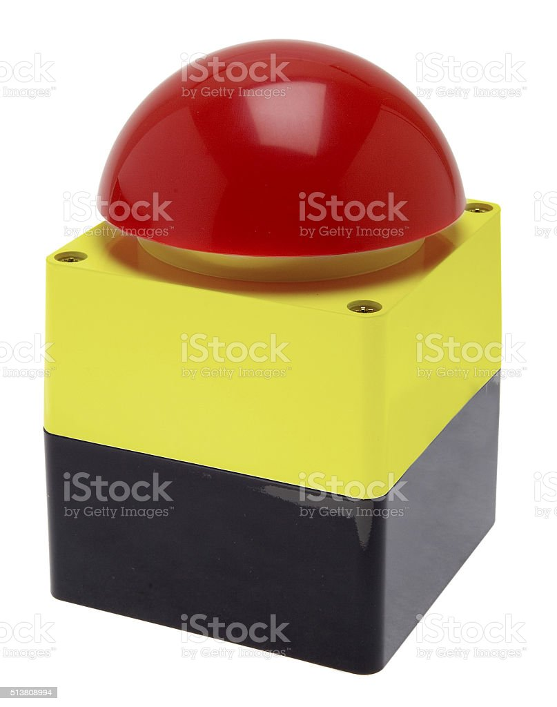 Buzzer stock photo