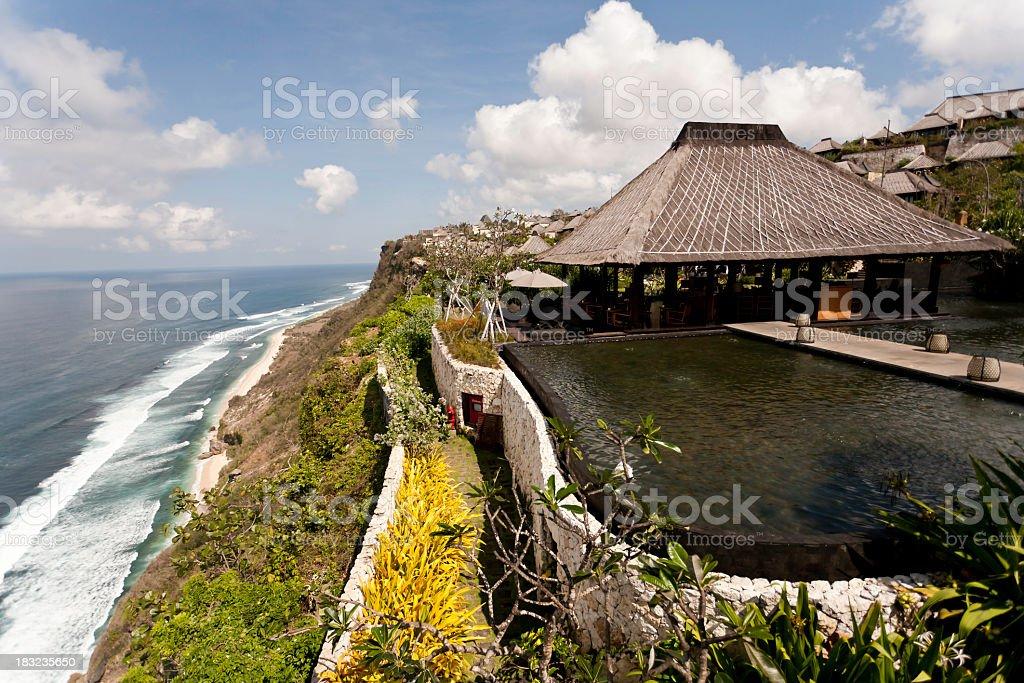 Bvlgari Resort stock photo