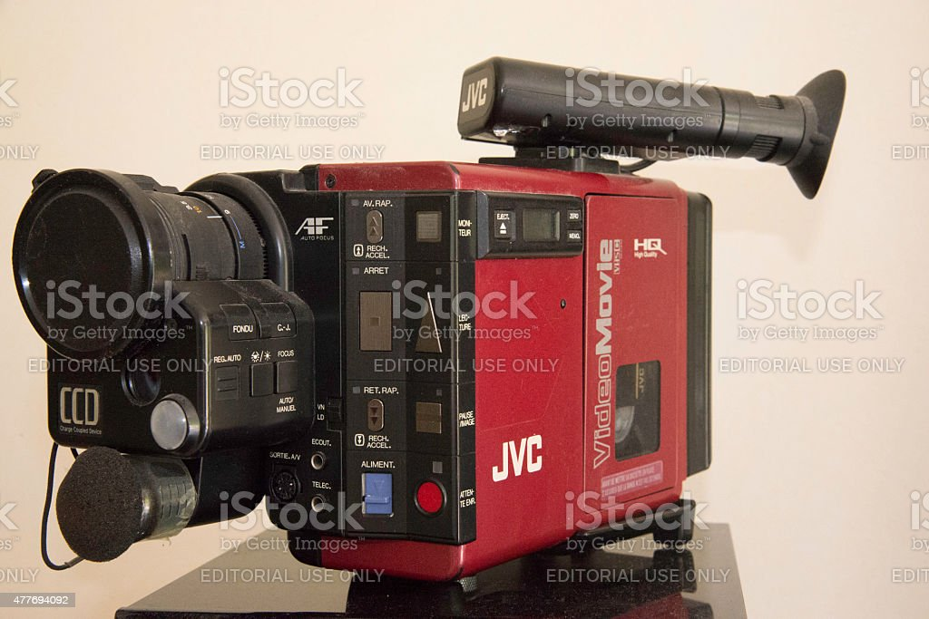 GRC-7S by JVC stock photo