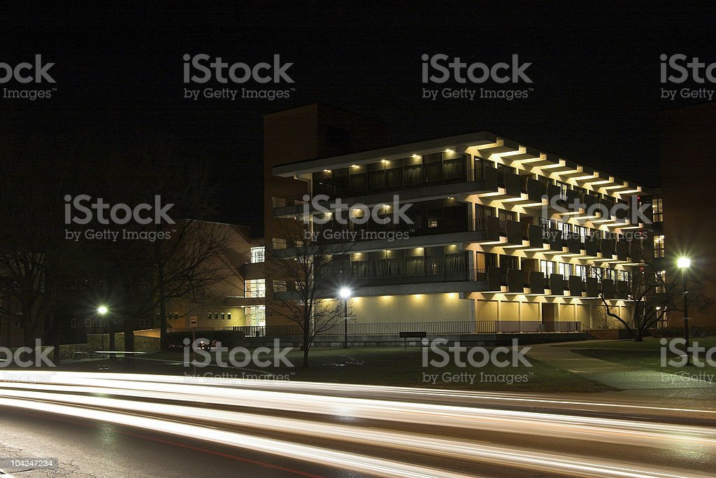 By night #2 royalty-free stock photo