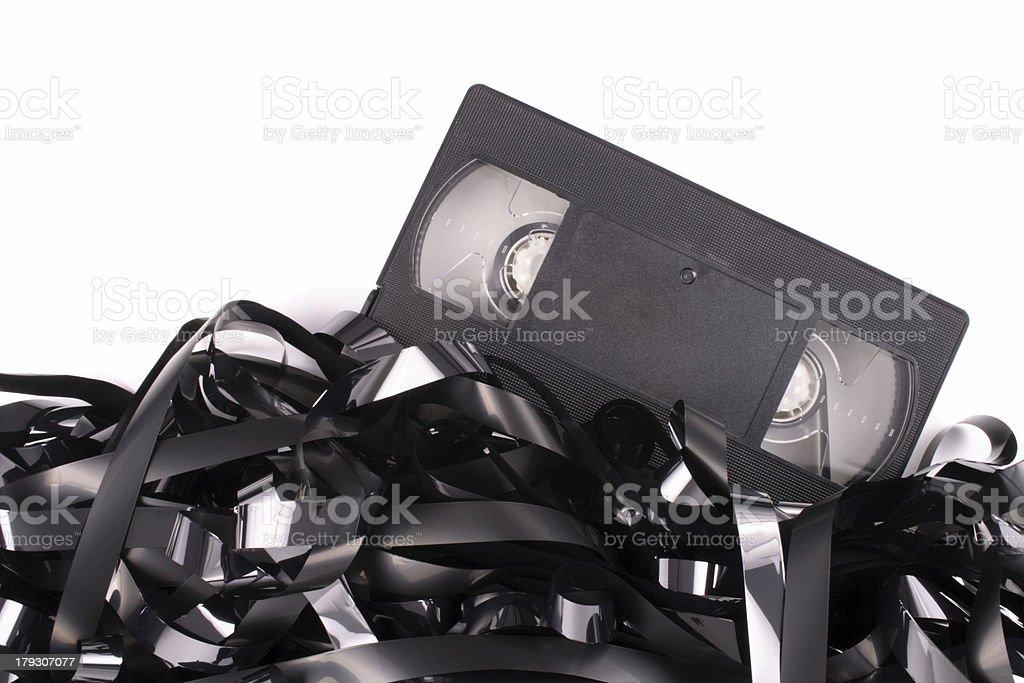 Bye tape royalty-free stock photo