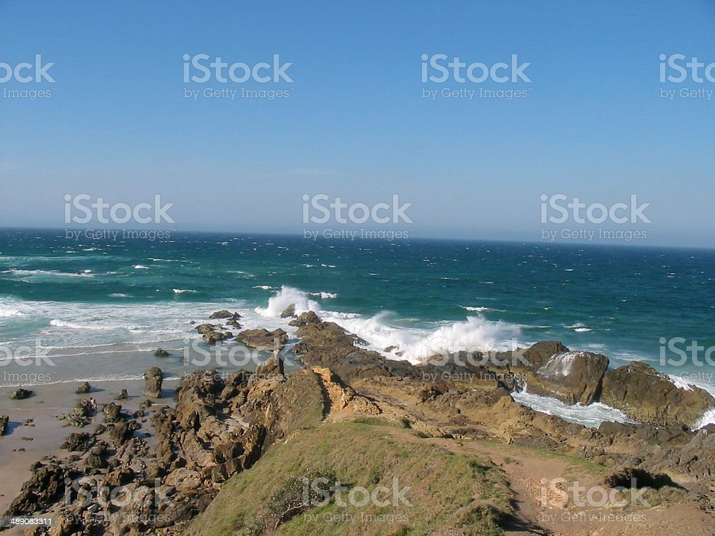 Byron Bay, Australia royalty-free stock photo