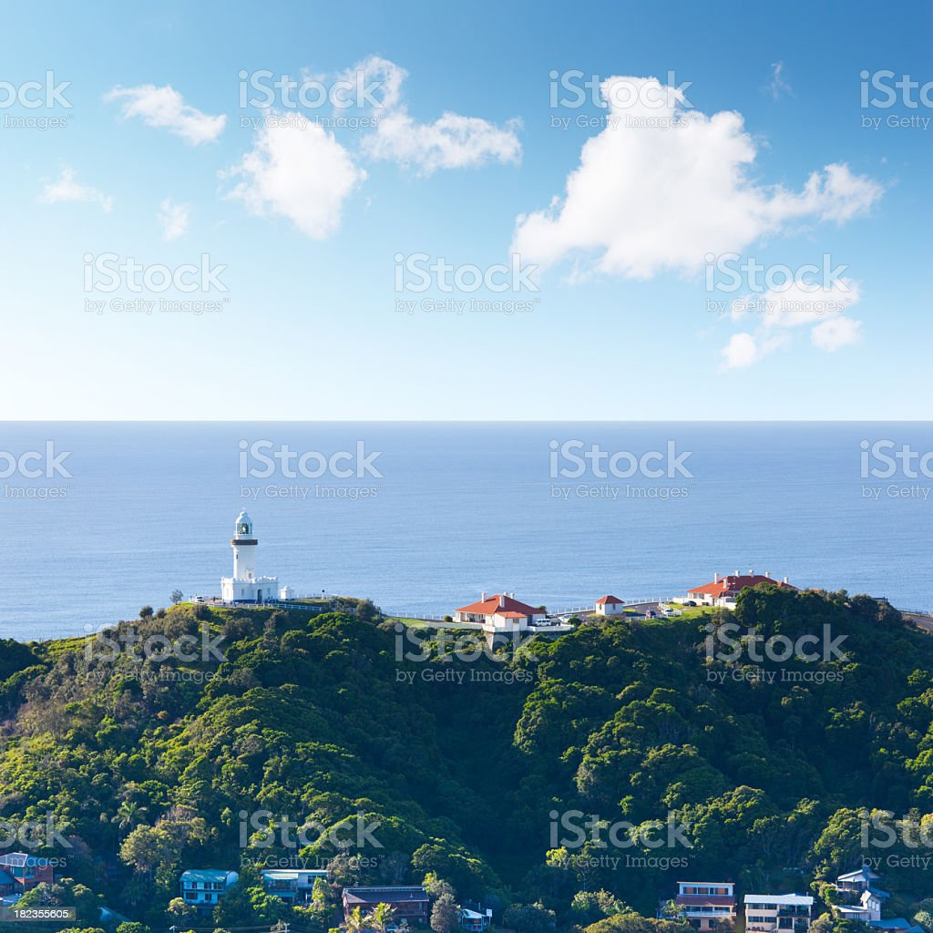 Byron Bay royalty-free stock photo