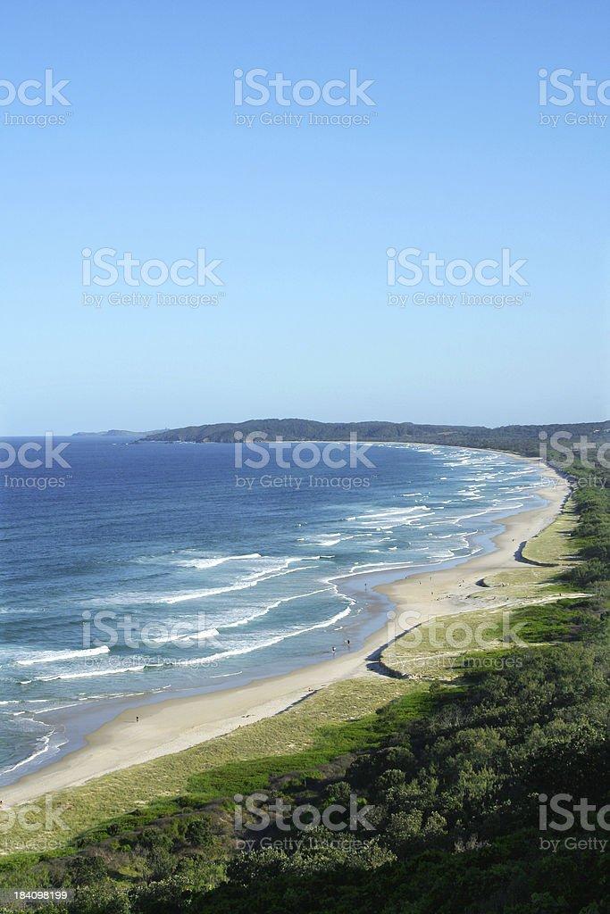 Byron Bay v2 stock photo