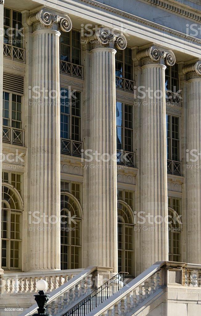 Byron White United States Courthouse stock photo