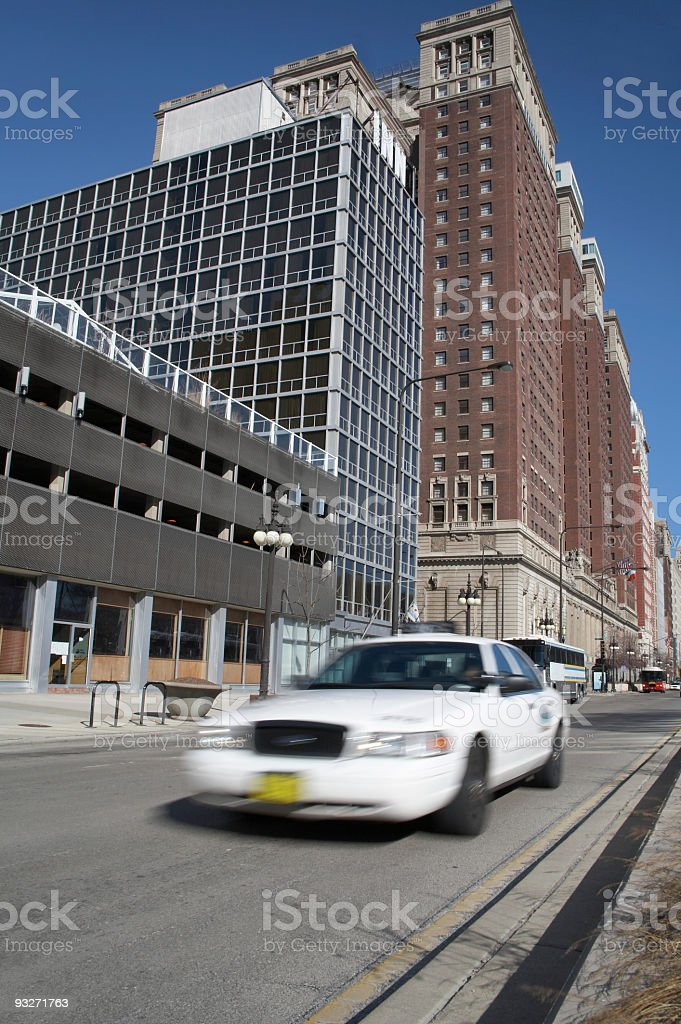 Cab Driver royalty-free stock photo
