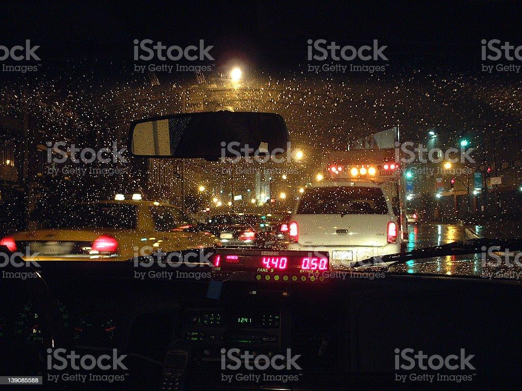 cab stock photo