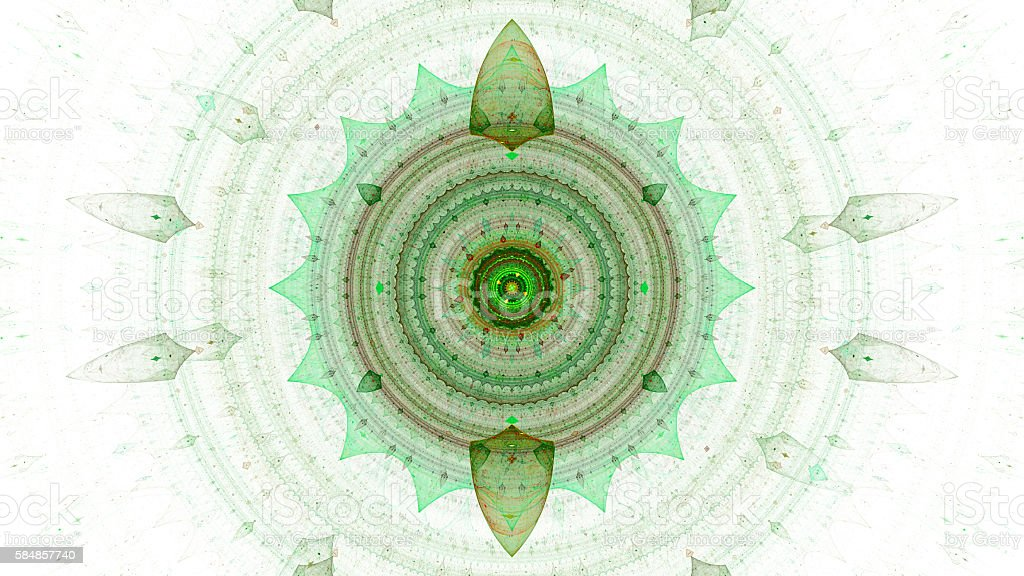 Cabalistic incredible designs. stock photo