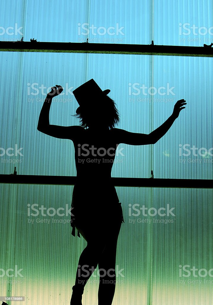 Cabaret stock photo