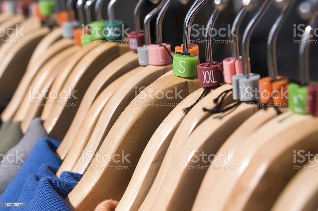 Cabide stock photo