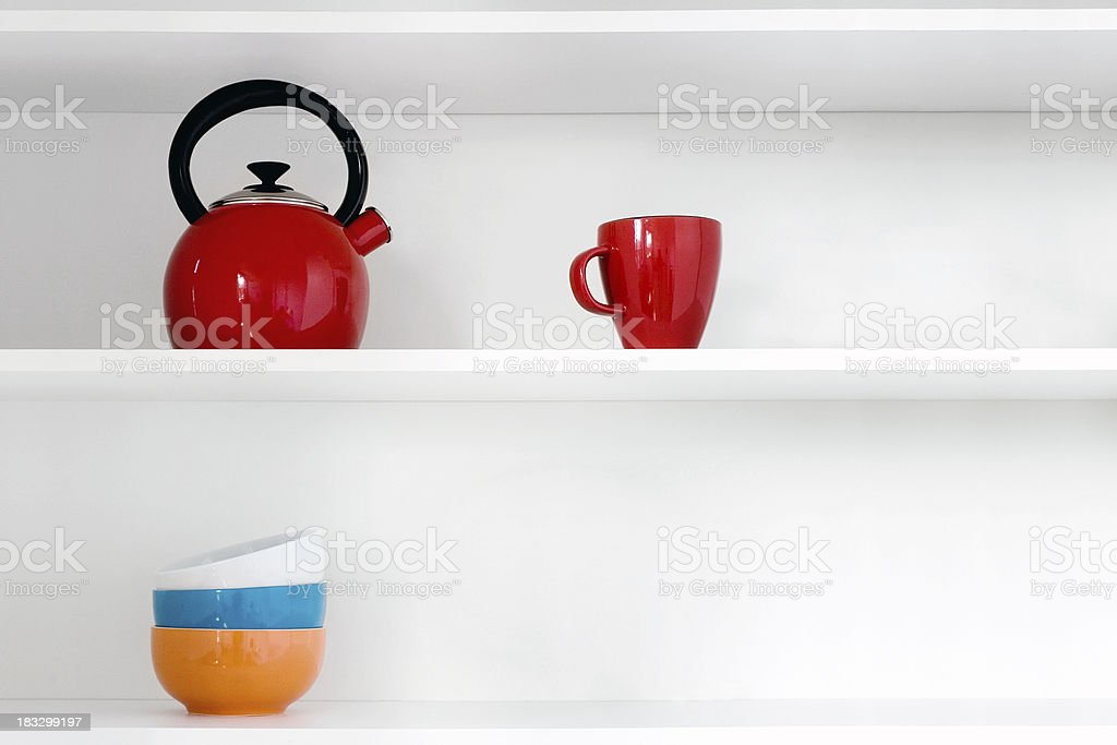 Cabinet Chic royalty-free stock photo